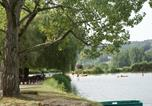 Camping avec Piscine Peyrignac - Camping Domaine du Lac-4