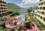 Hôtel İçmeler - Hotel Golmar Beach-4