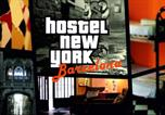 Hôtel Province de Barcelone - Hostel New York-1