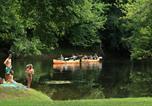 Camping avec Site nature Daglan - Campéole Les Rives de la Dordogne-2