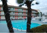 Hôtel Pasadena - Knights Inn Rosemead-3