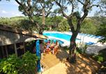 Camping avec Quartiers VIP / Premium Espagne - Yelloh! Village - Sant Pol-4