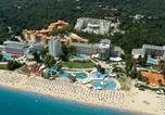 Hôtel Balchik - Parkhotel Golden Beach - All inclusive-1