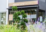 Hôtel Le Mans - Mercure Le Mans Batignolles-4