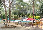 Camping avec WIFI Bouches-du-Rhône - Huttopia Fontvieille-3