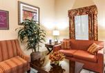 Hôtel Jackson - Comfort Inn Wheelersburg-3