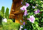 Location vacances Lepoglava - House with 3 bedrooms in Gornja Voca with wonderful mountain view enclosed garden and Wifi-1