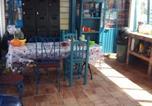 Location vacances Jalcomulco - La Casa Azul Hostal y Pension - Cordoba-4