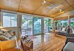 Location vacances Kahaluu - Kailua-Kona House with Oceanfront Deck and View-2
