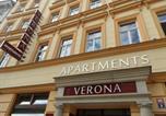 Location vacances Karlovy Vary - Apartments Verona Karlovy Vary-1
