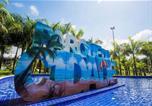 Location vacances Praia Grande - Loft Encantador do Canto do Forte-2