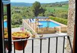 Location vacances Navès - Sant Sebastia de Montmajor Villa Sleeps 8 with Pool-1