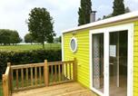 Camping avec Hébergements insolites Merville-Franceville-Plage - Camping Du Lac Terre d'Auge, Pont-L'Evêque-1