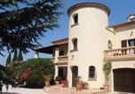 Hôtel Entraigues-sur-la-Sorgue - Villa Liberty-4