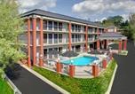 Hôtel Asheville - Clarion Inn Biltmore Village-2