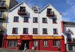 Hôtel Irlande - Sleepzone Hostel Galway City-1