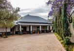 Hôtel Pretoria - Pro Active Guest House-4