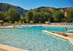 Camping avec Parc aquatique / toboggans Ardèche - Camping Grand'Terre-1