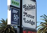 Hôtel Greymouth - Gables Motor Lodge-2