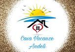 Location vacances Viddalba - Casa Vacanze Andeli near Castelsardo-1