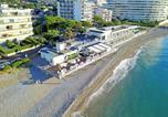Hôtel 4 étoiles Saint-Paul-de-Vence - Villa Azur-1