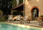 Location vacances Terranuova Bracciolini - Terranuova Bracciolini Villa Sleeps 12 Pool Air Con-1