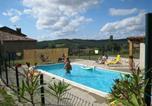 Location vacances Puylaurens - House Le château 1-2