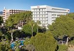 Hôtel Les Iles Baléares - Hotel Riu Festival-3