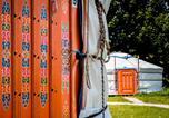 Camping Les Dis Village Insolite