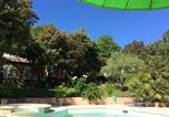 Hôtel Uchaux - Santolines en Provence-3