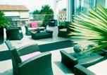 Hôtel Mirano - Hotel In - Lounge Room-4