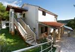 Location vacances Tisno - Holiday Home Martin-4