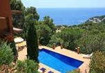 Location vacances Begur - Aiguablava Villa Sleeps 10-3