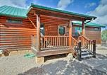 Location vacances Holbrook - Rosies Retreat Show Low Family-Friendly Cabin!-2