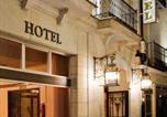 Hôtel Peñafiel - Hotel Roma-1