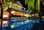 Hôtel Cambodge - Base Villa-1