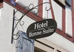 Hôtel Wiesloch - Boardinghouse Hotel Bonne Suite-3