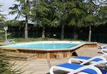 Camping avec Ambiance club Vaucluse - Camping Manon-1