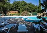 Camping Pont du Gard - Camping Le Bois Des Ecureuils