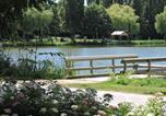 Location vacances  Mayenne - Chalet Saint-Denis-du-Maine, 4 pièces, 6 personnes - Fr-1-600-176-4