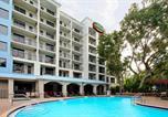 Hôtel Cocoa Beach - Courtyard Cocoa Beach Cape Canaveral-2