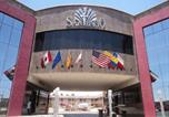 Hôtel Hermosillo - Hotel Santiago Plaza