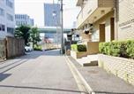 Location vacances Nagoya - 758hostel Apartment in Nagoya 3b-4