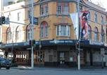 Hôtel Darlinghurst - The Strand Hotel-1