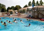 Camping avec Parc aquatique / toboggans Pays de la Loire - Camping La Grand'Métairie -1