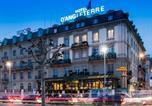 Hôtel 5 étoiles Crozet - Hotel d'Angleterre-2
