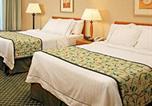 Hôtel Romulus - Fairfield Inn & Suites Detroit Metro Airport Romulus-4