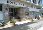 Hôtel Carnac - Hotel les Alignements-4