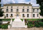 Location vacances Bagnizeau - Chateau De Mesnac-1