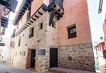 Hôtel Province de Teruel - Hotel 1877 Sensaciones & Spa-4